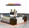 Dunkin' Donuts Amstelveen komt in nieuwe kiosk in Binnenhof